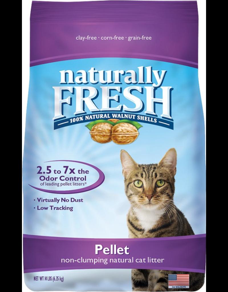 Naturally Fresh Naturally Fresh Walnut Non-Clumping Pellet Litter 10 lb