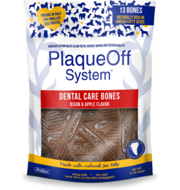 Plaque Off ProDen Plaque Off Dental Chews Bison & Apple 17 oz