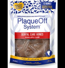 ProDen Plaque Off Dental Chews Bison & Apple 17 oz