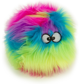 GoDog GoDog Toy Furballz Rainbow Small