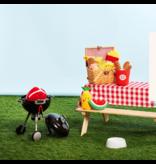 Zippy Paws Plush Toy | NomNomz Taco