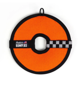 Katie's Bumpers Katie's Bumpers Frequent Flyer Circle Orange