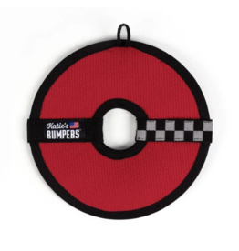 Katie's Bumpers Katie's Bumpers Frequent Flyer Circle Red