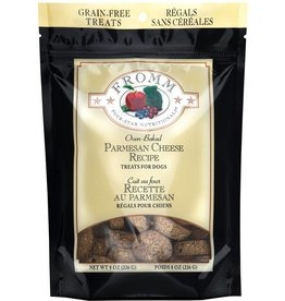 Fromm Fromm Crunchy Dog Treats Parmesan Cheese 8 oz