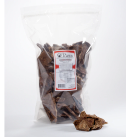 Oma's Pride Oma's Pride Freeze Dried Beef Lung Chips 16 oz CASE