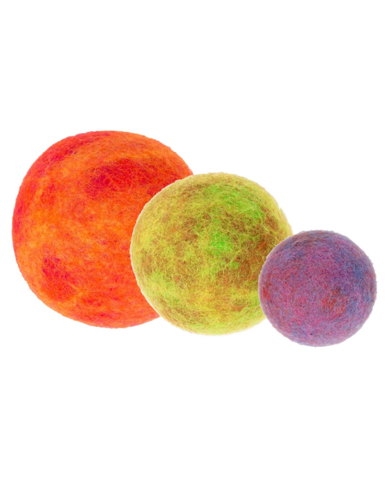 Himalayan Dog Chew Himalayan Dog Chew | Felty Ball Tie Die Medium