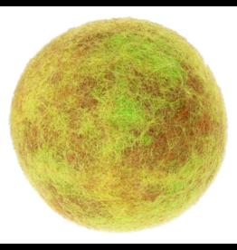 Himalayan Dog Chew Himalayan Dog Chew   Felty Ball Tie Die Medium