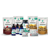 Pet Releaf Pet Releaf Soft Chew Edibites Trial Size Peanut Butter & Carob Swirl 2.25 oz