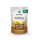 Pet Releaf Pet Releaf Edibites Large Breed Peanut Butter & Banana 7.5 oz