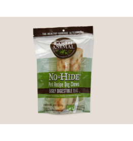 Earth Animal Earth Animal No Hide Dog Chews Pork 7 in 2 pk (4.2 oz)