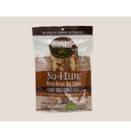 Earth Animal Earth Animal No Hide Dog Chews Venison 7 in 2 pk (4.2 oz)