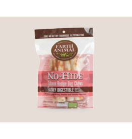 Earth Animal Earth Animal No Hide Dog Chews Salmon 4 in 2 pk (2.4 oz)