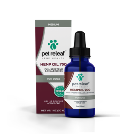 Pet Releaf Pet Releaf Full Spectrum Hemp Oil 200 mg (1 oz)