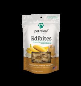 Pet Releaf Pet Releaf Soft Chew Edibites Peanut Butter & Banana 7.5 oz