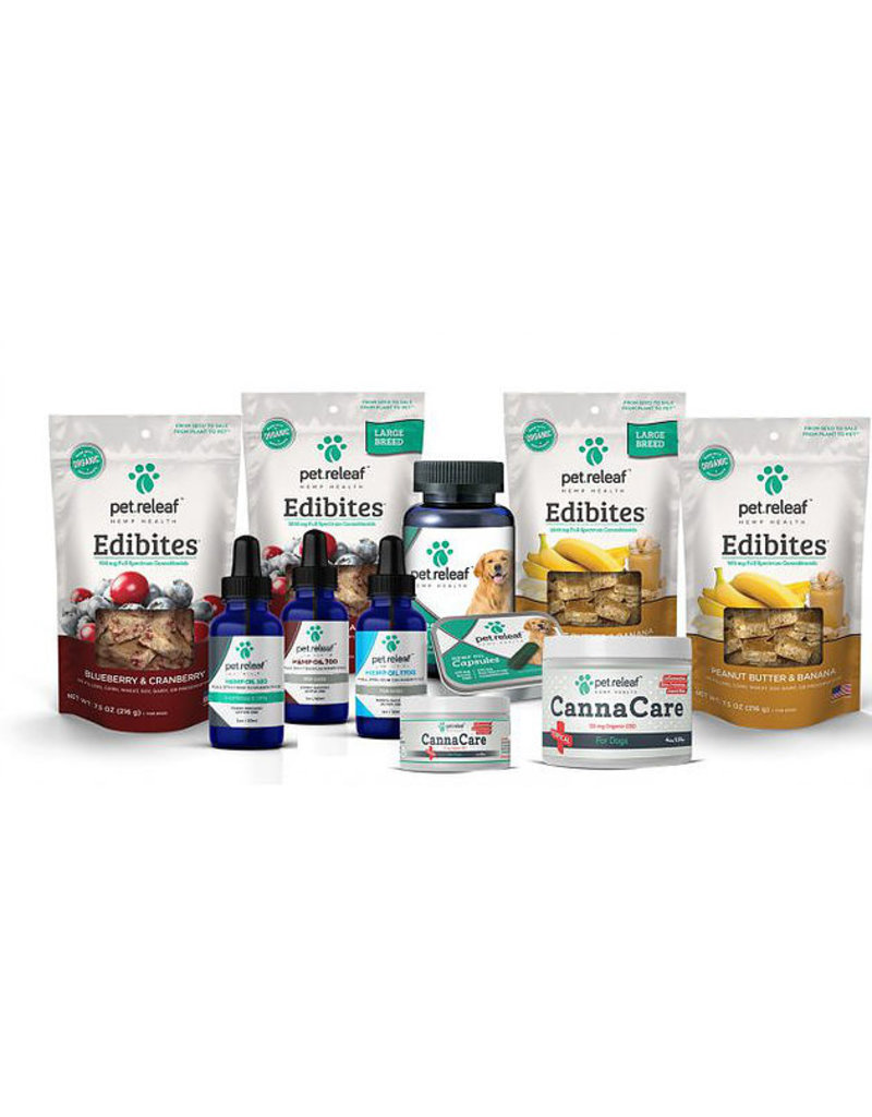 Pet Releaf Pet Releaf Liposome Hemp Oil 100 mg (1 oz)