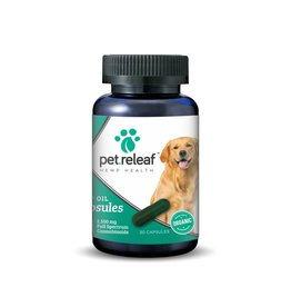 Pet Releaf Pet Releaf Full Spectrum Hemp Oil Capsules 450 mg (30 ct)