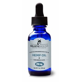 Holistic Hound Holistic Hound Full Spectrum Hemp Oil 250 mg (1 oz)