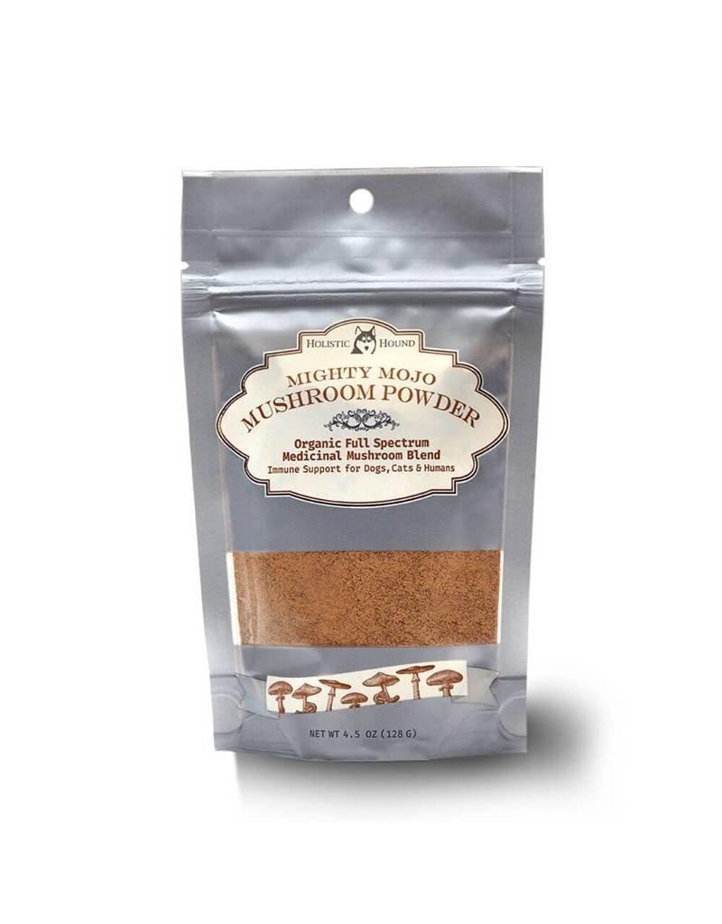 Holistic Hound Holistic Hound Mighty Mojo Mushroom Powder 4.5 oz