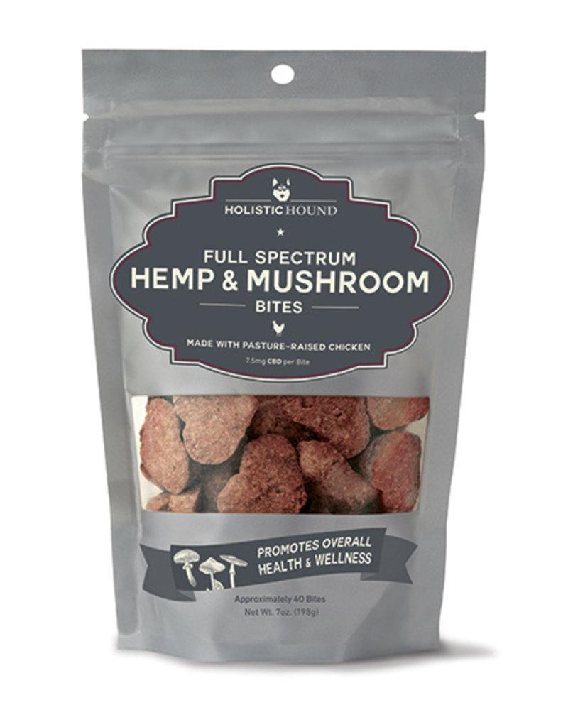 Holistic Hound Holistic Hound Full Spectrum Hemp Oil Treats Chicken 7.5 mg (7 oz)
