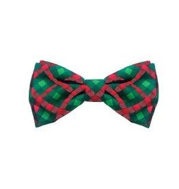 Huxley & Kent Huxley & Kent Bow Tie Scottish Check Small