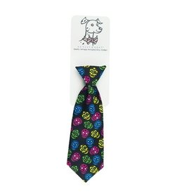 Huxley & Kent Huxley & Kent Halloween Long Tie | Sugar Skulls Small