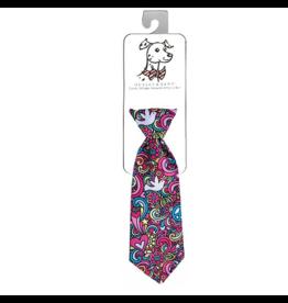 Huxley & Kent Huxley Kent Long Tie Pop Art Small
