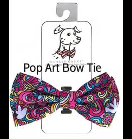 Huxley & Kent Huxley & Kent Bow Tie Pop Art Small