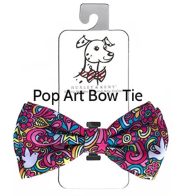 Huxley & Kent Huxley & Kent Bow Tie Pop Art Extra Large (XL)