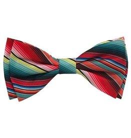 Huxley & Kent Huxley & Kent Bow Tie Serape Stripe Extra Large (XL)