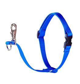 "Lupine Basics No-Pull Harness 1"" Blue 26""-38"""