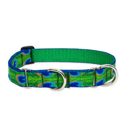 """Lupine Originals Martingale Collar 3/4"""" Tail Feathers 10""""-14"""""""