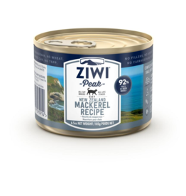 Ziwipeak ZiwiPeak Canned Cat Food Mackerel 6.5 oz single