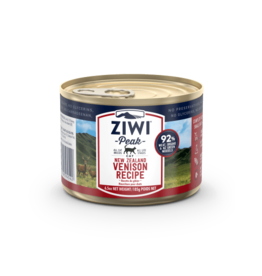 Ziwipeak ZiwiPeak Canned Cat Food Venison 6.5 oz single