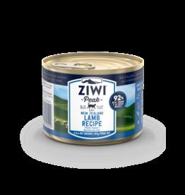 Ziwipeak ZiwiPeak Canned Cat Food Lamb 6.5 oz CASE