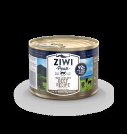 Ziwipeak ZiwiPeak Canned Cat Food Beef 6.5 oz single