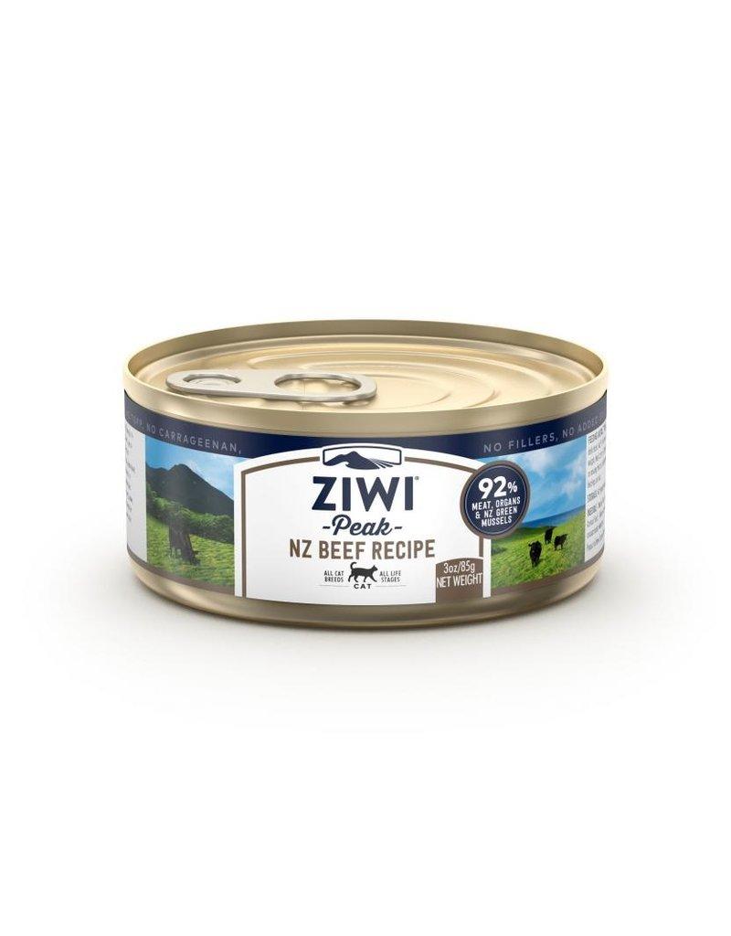 Ziwipeak Ziwipeak Canned Cat Food | Beef 3 oz