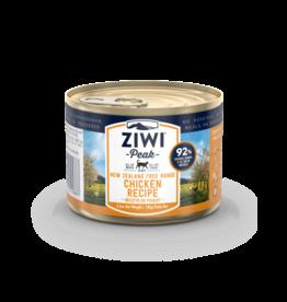 Ziwipeak ZiwiPeak Canned Cat Food Chicken 6.5 oz CASE