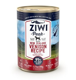 Ziwipeak ZiwiPeak Canned Dog Food Venison 13.75 oz CASE