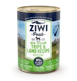 Ziwipeak ZiwiPeak Canned Dog Food Tripe & Lamb 13.75 oz CASE