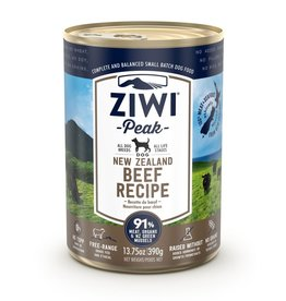 Ziwipeak ZiwiPeak Canned Dog Food Beef 13.75 oz CASE