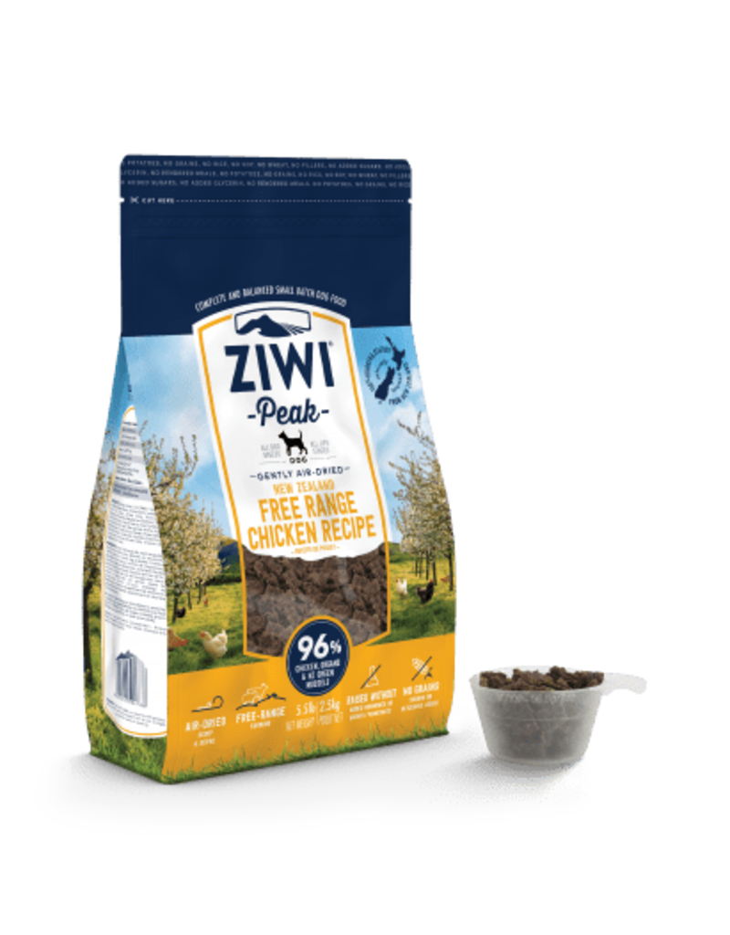 Ziwipeak ZiwiPeak Air-Dried Dog Food Chicken 2.2 lb