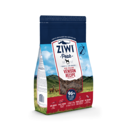 Ziwipeak ZiwiPeak Air-Dried Dog Food Venison 5.5 lb