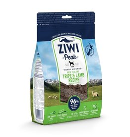 Ziwipeak ZiwiPeak Air-Dried Dog Food Tripe & Lamb 1 lb