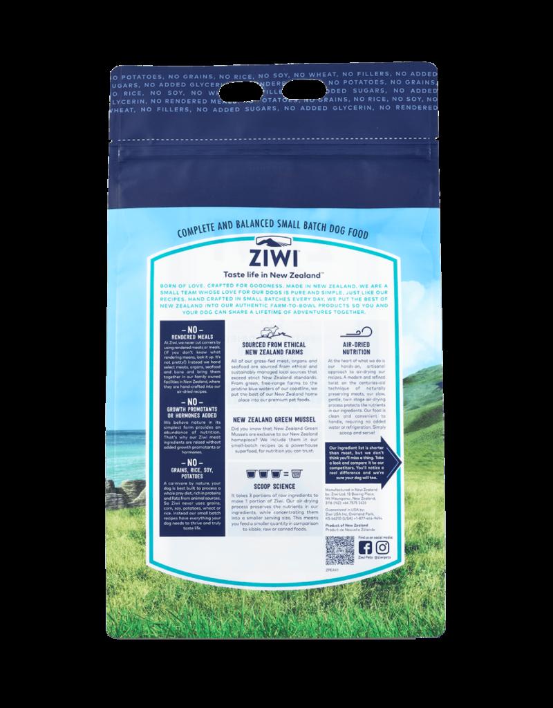Ziwipeak ZiwiPeak Air-Dried Dog Food Mackerel & Lamb 2.2 lb