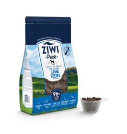 Ziwipeak ZiwiPeak Air-Dried Dog Food Lamb 2.2 lb