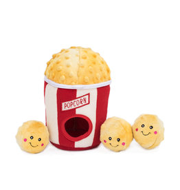 ZippyPaws Zippy Paws Burrow Plush Toy | Popcorn Bucket