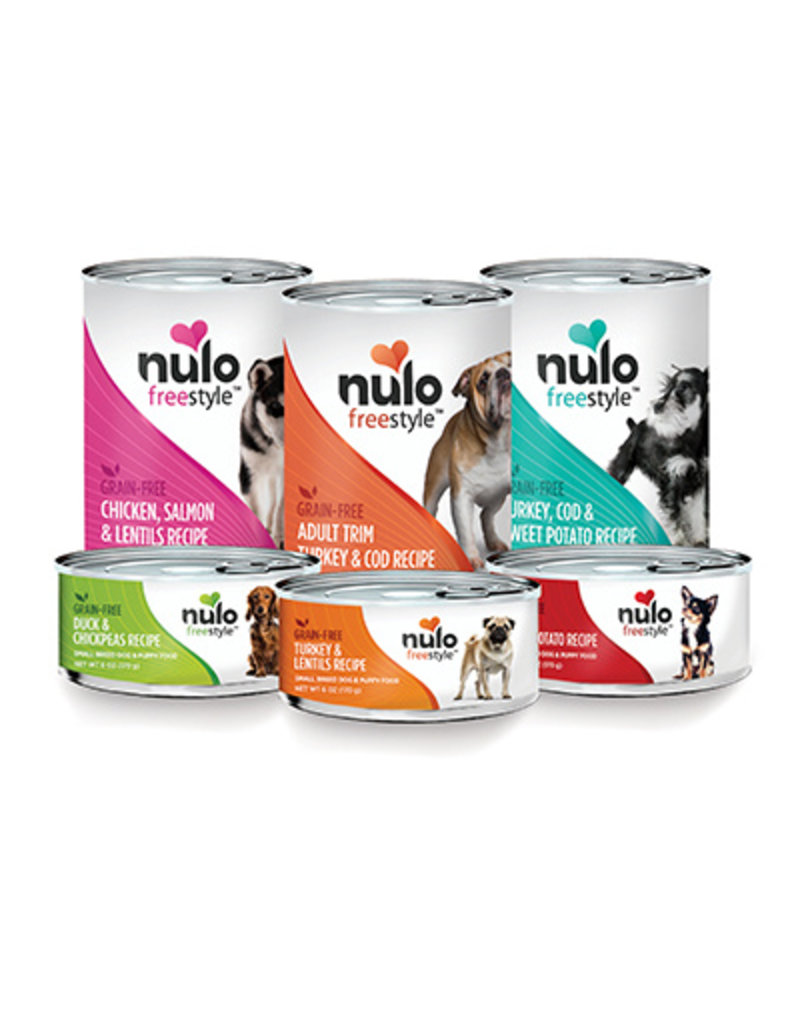 Nulo Nulo Freestyle GF Canned Dog Food Lamb & Sweet Potato Small Breed 6 oz single