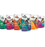 Nulo Nulo Freestyle Dog Pouches Beef, Beef Liver, & Kale in Broth 2.8 oz single