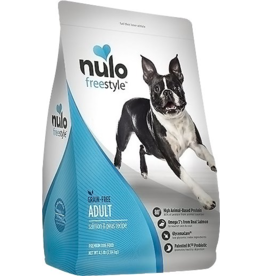Nulo Nulo Freestyle Dog Kibble Adult Salmon & Peas 24 lbs