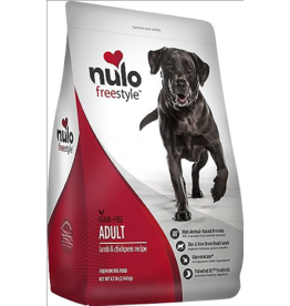 Nulo Nulo Freestyle Dog Kibble Adult Lamb & Chickpeas 24 lbs